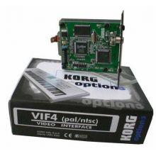 Видео-интерфейс Korg VIF4