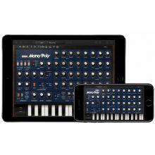 Приложение Korg iMono/Poly