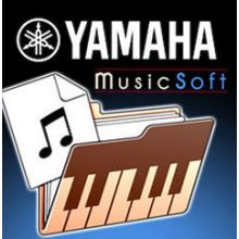 Приложение Yamaha MusicSoft Manager
