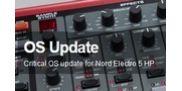 Обновление OS Nord Electro 5