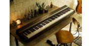 Выпущено цифровое пианино Yamaha P-125
