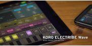 Обзор приложения Korg Electribe Wave 2