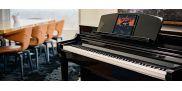 Обзор цифрового пианино Yamaha CSP-150