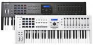 Arturia KeyLab 49 MK2 и KeyLab 61 MK2 – второе поколение MIDI-клавиатур для работы с Analog Lab