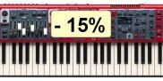 Акция на клавишные Nord