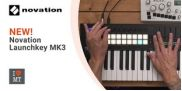 Анонс стрима-презентации MIDI-клавиатуры Novation Launchkey MK3