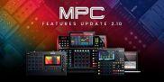 Оновлення Akai MPC 2.10
