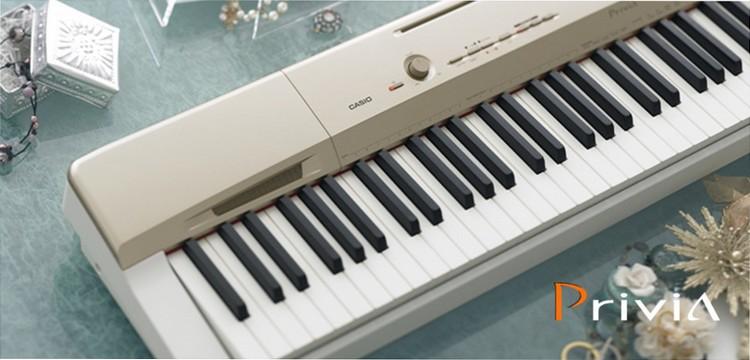 Цифровое пианино Casio PX-160. Краткий обзор новых возможностей